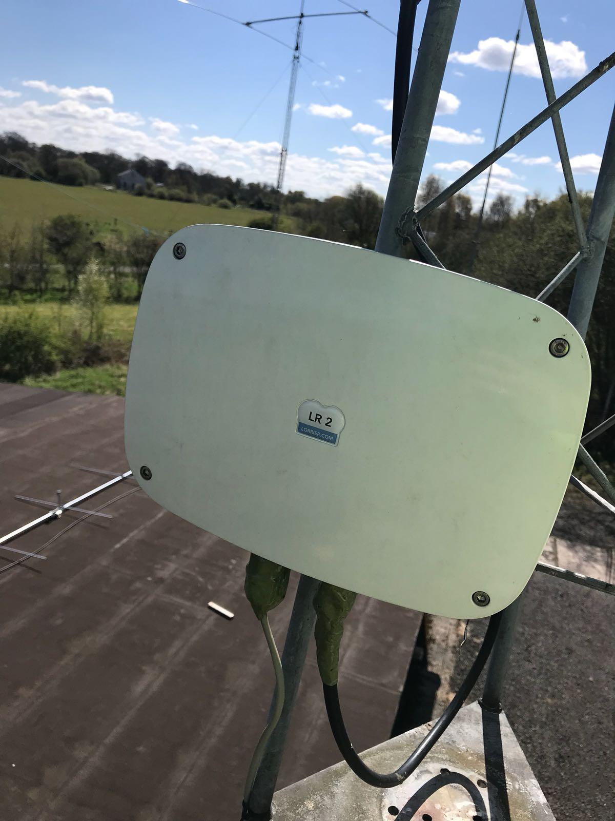 LoRaWAN IoT gateway
