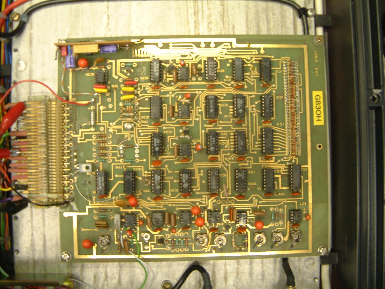 GB3OH Mk1 Logic