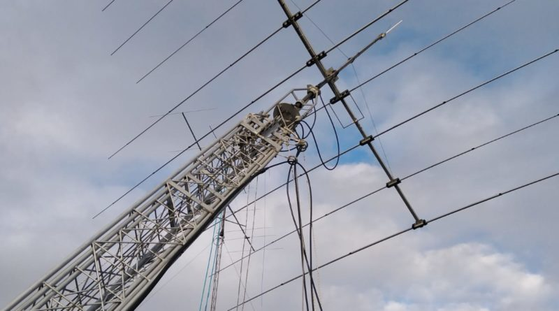 New GB3FE/GB7FE antenna